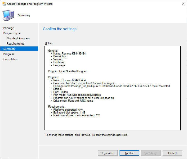 Software Updates Patch Removal using SCCM – HRP Consultancy